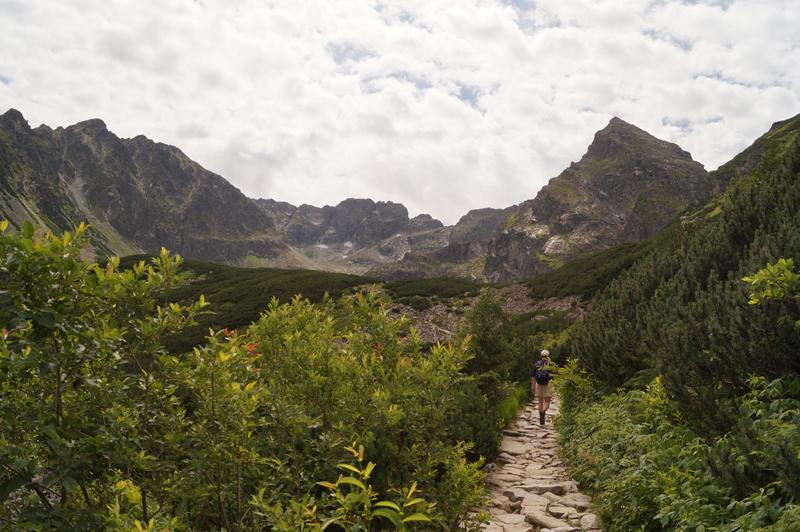 obóz turystyczno trrekingowy w Tatrach